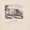 Kirche in Wenigenjena worin Schiller getrant wurde. Von Charlotte von Schiller nach der Natur gezeichnet 1790.