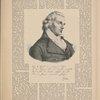 [Portrait of Friedrich Schiller.]