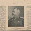 Otto Schjerning, der neue Generalstabsarzt der preussischen Armee. Nach einem Kuppferdruck aus dem Verlag von Adolph Eckstein in Berlin=Charlottenburg.