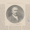 The late Dr. Heinrich Schliemann, F.S.A., explorer of the ruins of Troy and Mycenae.