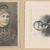 A glimpse at Schliemann's discoveries in Hallas. Heinrich Schliemann Athens 24 December 1889 ; Mrs. Schliemann, in the parure of Helen of Troy.