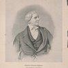 Friedrich Christoph Schlosser. (Nach Oesterly gez. von Baumgaertner.)