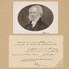 [Arthur Schopenhauer] ; In seinem handexemplar non Goethe's Gedichten (Cotta 1815) schreibt Schopenhauer neber diesen Spruch: