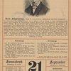 """Arthur Schopenhauer. Nach W. von Seiditz, """"Allgemeines historisches Porträtwerk."""""""