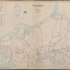 Suffolk County, V. 1, Double Page Plate No. 6 [Map bounded by Great Peconic Bay, Little Peconic, Soyac Bay, Atlantic Ocean]