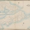 Suffolk County, V. 2, Double Page Plate No. 12 [Map bounded by Long Island Sound, Terry Pt., Orient, Gardiners Bay, Greenport Harbor]