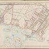 Westchester, V. 1, Double Page Plate No. 19 [Map bounded by Woodside Ave., Boston Rd., Meadow Lane, New Rochelle Harbor, Long Island Sound, Park Drive]