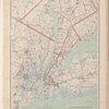 Westchester, Plate No. 1 [Map of  Westchester County and Surroundings]