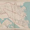 Westchester, Double Page Plate No. 13 [Map of Towns of Scarsdale, New Rochelle, and Mamaroneck]