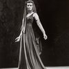 Full-length view of Katherine Hepburn as Cleopatra