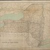 New York State, Double Page Plate No. 2 [Map of the State of New York]