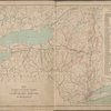 New York State, Double Page Plate No. 3 [Map of the State of New York showing the location of the original Land Grants Patents and Purchases]