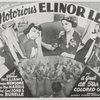 "Lobby card for Oscar Micheaux's 1940 motion picture ""The Notorious Elinor Lee"""