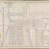 Buffalo, V. 3, Double Page Plate No. 14 [Map bounded by Town of Hamburg, 5th Ave., 7th Ave., Maple Ave., Woodlawn]