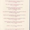 Dessert menu, Moulin