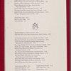 Daily menu at Chez Josephine at 414 West 42nd Street (New York, Restaurant)