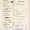 Dinner menu at Cafe zur Frauenkirche Restaurant, An der Frauenkirche 7 (Dresden, Germany, English & German, Restaurant)