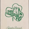 Sunday; St. Patrick's Day brunch held at Park Lane -- New York, New York (NY) (English).