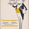 Dinner at Stalter Hilton; Hotel Statler -- Washington, District of Columbia (DC) (English).