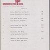 Lunch; dinner at Gramercy Park Hotel; 2 Lexington Avenue at 21st Street -- New York, New York (NY) (English).
