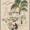 Bar; lunch; tea at The Plaza; Palm Court -- New York, New York (NY) (English).