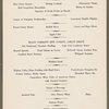 Thursday; Thanksgiving dinner at Park Lane; Park Lounge.
