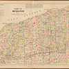 Monroe County, Double Page Plate No. 3  [Map of town of Webster]