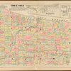 Monroe County, Double Page Plate No. 7  [Map of town of Hamlin, Beach Wood Park, Sunnyside Beach]