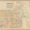 Monroe County, Double Page Plate No. 11  [Map of town of Gates]