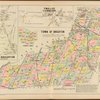 Monroe County, Double Page Plate No. 12  [Map of town of Brighton, W. Brighton, Twelve Corners, Allens Creek]