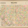 Monroe County, Double Page Plate No. 13  [Map of town of Penfield, E. Penfield]