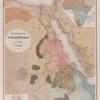 Übersichtskarte der Nilländer...