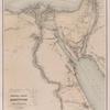 General-Karte von Aegypten und der Sinai Halbinsel mit Benutzung der handschriftlichen hydrographischen Aufnahmen des Nilthales von Linant de Bellefonds, bearbeitet und gezeichnet von H. Kiepert.