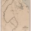 Karte von Aethiopien .