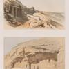 Felsengrab von Benihassan [Banî .Hasan Site]; Felsendenkmal von Gebel Tûneh [Tûnat al-Jabal Site].