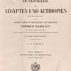 [Title page] Erste Abtheilung: Topographie und Architectur,  Blatt 67 - 145.