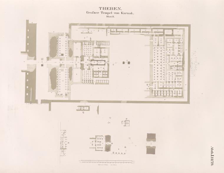 This is What Temple of Amon Looked Like  in 1849