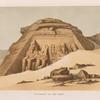 Felsentempel von Abu Simbel [Abû Sunbul].