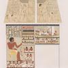 Dynastie IV. Pyramiden von Giseh [Jîzah], Grab 24. [ Grabkammer No. 2 im K. Museum zu Berlin.]