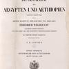 [Title page] Zweite Abtheilung. Denkmaeler des Alten Reichs.  Blatt 82-153.