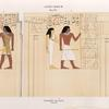 Altes Reich. Dynastie IV, V.  Pyramiden von Giseh [Jîzah]:  a. b. Grab 20.