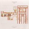 Altes Reich. Dynastie IV, V.  Pyramiden von Giseh [Jîzah]:  Grab 54.