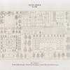 Neues Reich. Dynastie XVIII.  El Amarna [Tell el-Amarna]. Nördliche Gräbergruppe. Grab 3. Zweiter Raum, rechter Theil der Hinterwand.