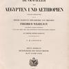 Title page] Dritte Abtheilung: Denkmaeler des Neuen Reichs. Blatt CLXXIII-CCXLII [173-242].