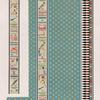 Neues Reich. Dynastie XXVI.  Pyramiden von Saqâra [Saqqârah]. Grab 24, Raum B:  Decke.