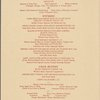 Sunday; Mother's Day brunch; dinner at Park Lane -- New York, New York (NY) (English, French).