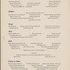 Á la Carte at The Plaza; Hilton Hotels -- New York, New York (NY) (English).