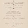 Thursday; Thanksgiving dinner at The Carlyle; Madison Avenue at 76th Street -- New York, New York (NY).