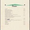 Dinner at Alfredo; Citicorp Center, 53rd Street and Lexington Avenue -- New York, New York (NY) (English, Italian).