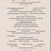 Sunday brunch at Park Place; Tapestry Room; 299 Park Avenue -- New York, New York (NY) (English).